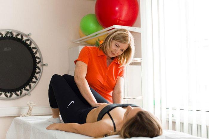 Viszerale Therapie - Angela MAier Physiotherapeutin Salzburg